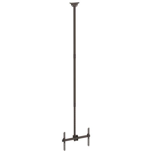 StarTech FPCEILPTBLP 32-70インチ薄型テレビ天吊り金具 フルモーション型