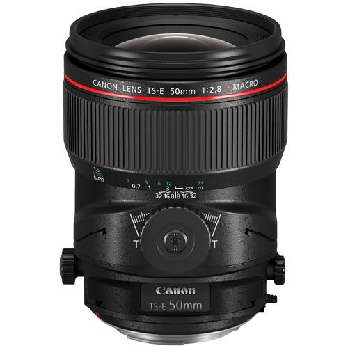 【長期保証付】CANON TS-E50mm F2.8L マクロ