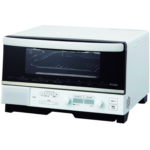 タイガー KAX-X130-WF(フロストホワイト) GX(グランエックス) スチームコンベクションオーブン