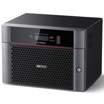 バッファロー TS5810DN4808 10GbE標準搭載 テラステーション 法人様向け8ドライブNAS 48TB 8ベイ