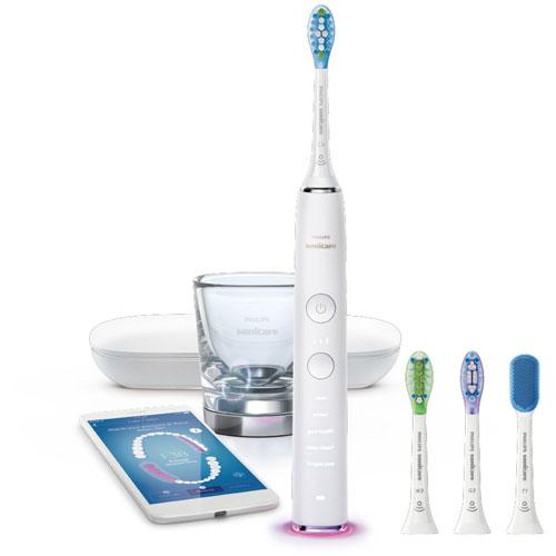 フィリップス ソニッケアー ダイヤモンドクリーンスマート 音波式電動歯ブラシ HX9924/05(ホワイト)
