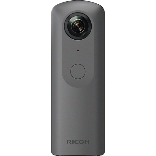 リコー RICOH THETA V 全天球360°コンパクトデジタルカメラ/4K対応動画撮影/360°空間音声記録/高性能4chマイク