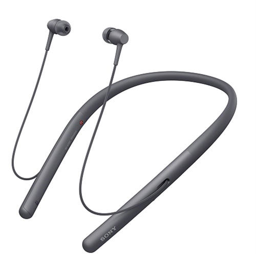 ソニー WI-H700-B(グレイッシュブラック) ワイヤレスステレオヘッドセット ハイレゾ対応