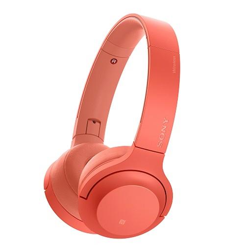 ソニー WH-H800-RM(トワイライトレッド) ワイヤレスステレオヘッドセット ハイレゾ対応