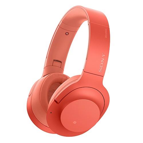 ソニー WH-H900N-RM(トワイライトレッド) ワイヤレスノイズキャンセリングステレオヘッドセット