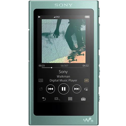 ソニー NW-A47-G(ホライズングリーン) ソニー ウォークマンAシリーズ 64GB