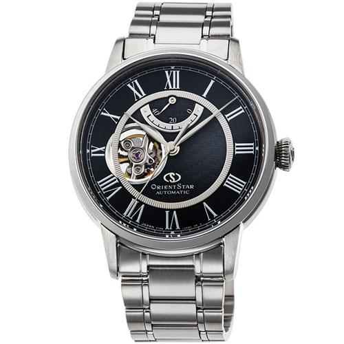 【長期保証付】オリエント RK-HH0004B Orient Star(オリエントスター) セミスケルトン 機械式時計 (メンズ)