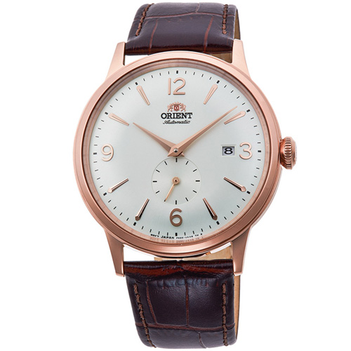 【長期保証付】オリエント RN-AP0001S クラシック 機械式時計 (メンズ)