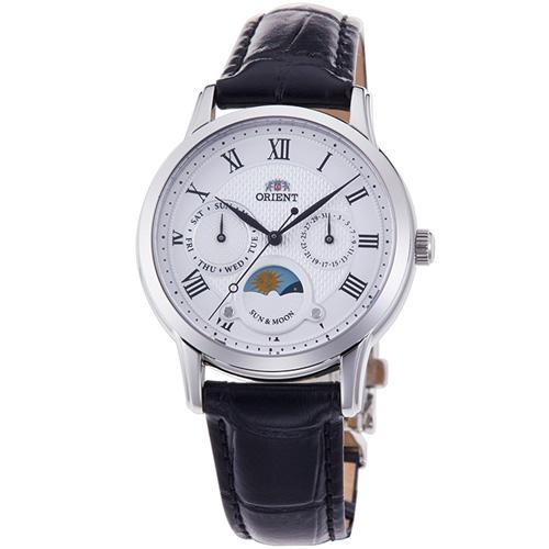 【長期保証付】オリエント RN-KA0003S(ホワイト) クラシック クオーツ 腕時計(レディース)