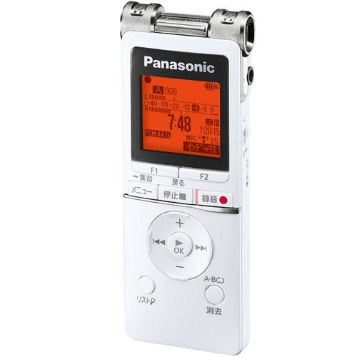 パナソニック RR-XS470-W(ホワイト) ICレコーダー 8GB