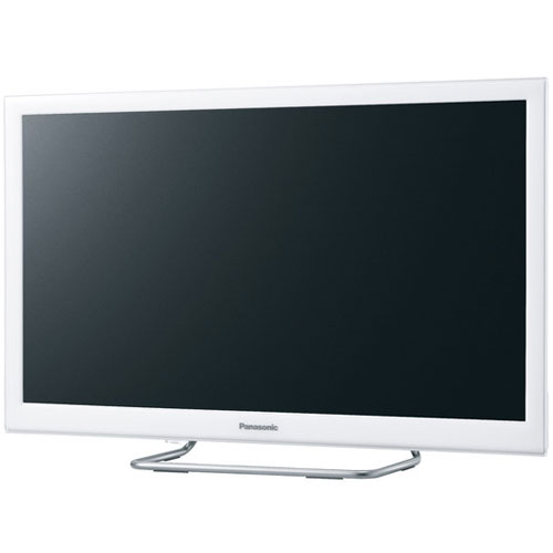 【設置+リサイクル】パナソニック TH-24ES500-W(ホワイト) VIERA(ビエラ) ハイビジョン液晶テレビ 24V型