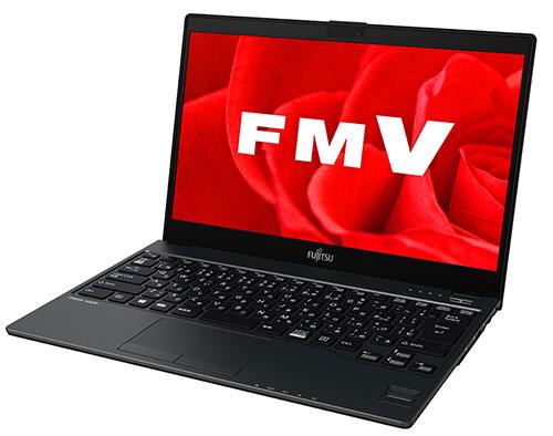 富士通 FMVU90B3B(ピクトブラック) LIFEBOOK UHシリーズ 13.3型液晶