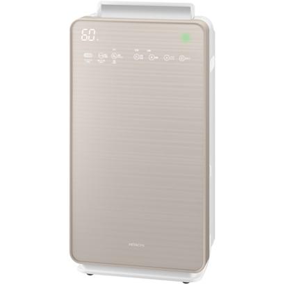日立 EP-NVG110-N(シャンパンゴールド) 自動おそうじ クリエア 加湿空気清浄機 空気清浄48畳/加湿22畳