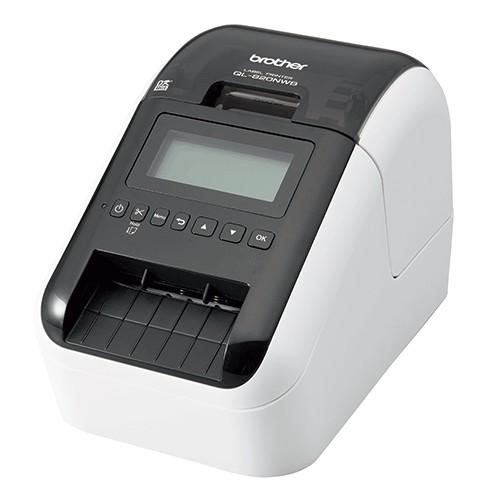ブラザー ラベルプリンター QL-820NWB 有線/無線LAN/Bluetooth搭載