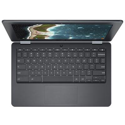 (送料無料) (2017年8月モデル) ASUS Flip C213NA−N3350 [Chrome OS] Chromebook 11.6型タッチ対応ノートPC