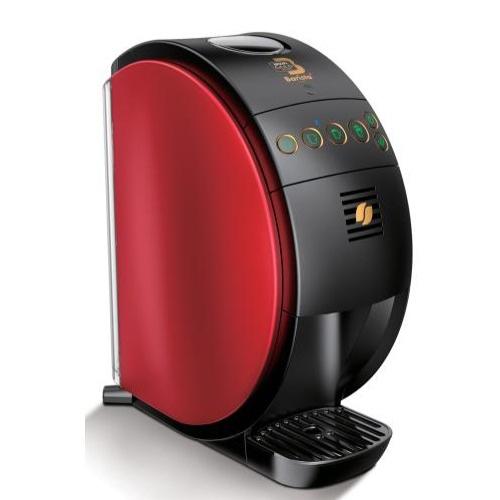 ネスレ(Nestle) コーヒーメーカー(プレミアムレッド) バリスタフィフティ HPM9634-PR