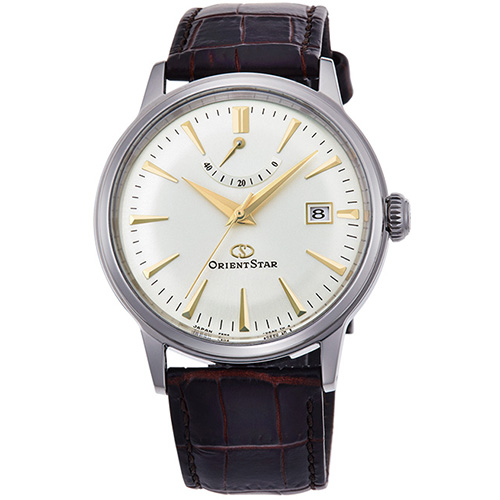 【長期保証付】オリエント RK-AF0003S(アンティークシルバー) オリエントスター 自動巻き(手巻き付) 腕時計(メンズ)