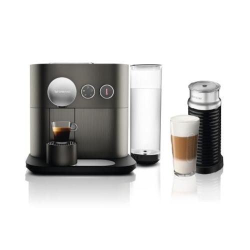 【長期保証付】ネスレ C80BKA3B(ブラック) コーヒーメーカーネスプレッソエキスパートバンドルセット
