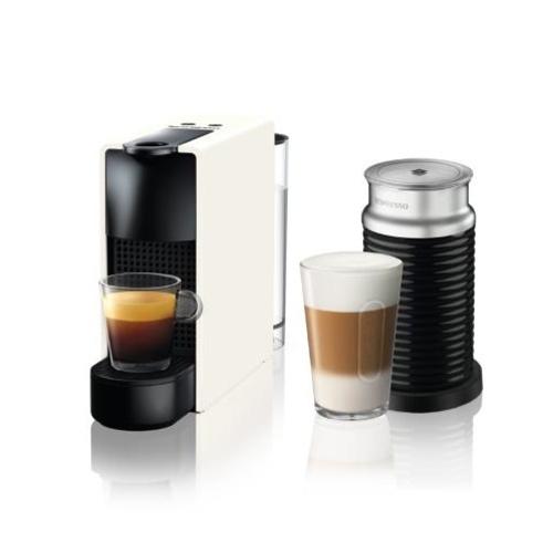 【長期保証付】ネスレ C30WHA3B(ピュアホワイト) コーヒーメーカーエッセンサミニバンドルセット