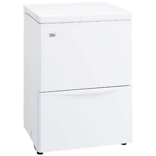 【設置+長期保証】ハイアール JF-WND120A-W(ホワイト) Haier Joy Series 上開き+ひき出し式冷凍庫 120L