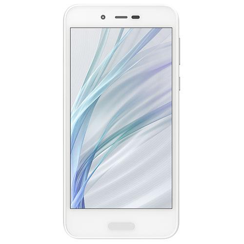 シャープ SH-M05-W(ホワイト) AQUOS sense lite SIMフリー LTE対応 32GB