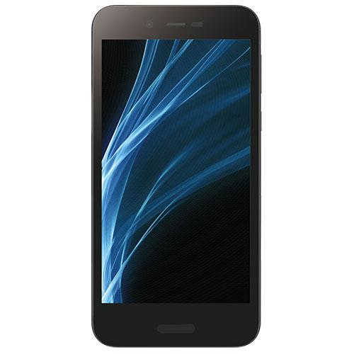 シャープ AQUOS スマートフォン sense lite SIMフリー LTE対応 32GB SH-M05-B(ブラック) 防水/おサイフケータイ/高精細フルHD IGZO搭載