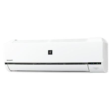 シャープ AY-H25D-W(ホワイト) H-Dシリーズ 8畳 電源100V