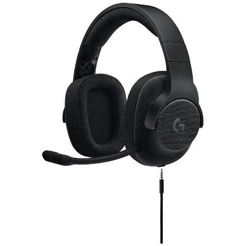 ロジクール G433BK(ブラック) ロジクールG433 7.1 ヘッドセット