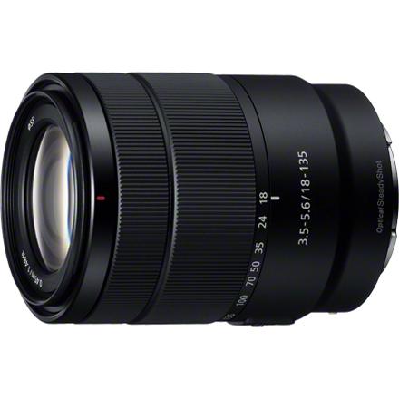 ソニー E 18-135mm F3.5-5.6 OSS