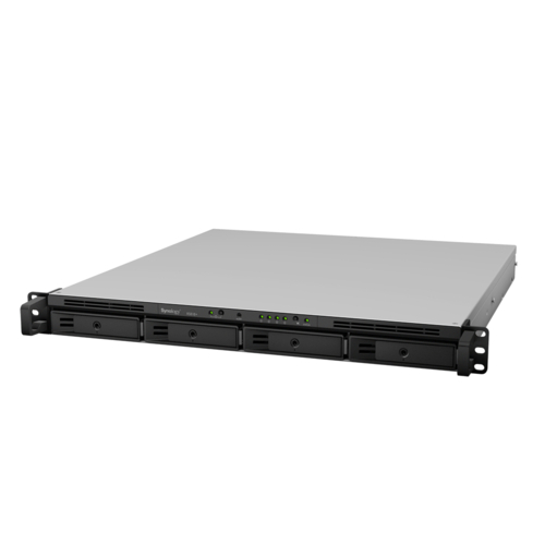 Synology RS818+(ブラック) RackStation RackStation RS818+ HDDレスモデル 4ベイ