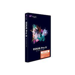 グラスバレー EDIUS Pro 9 アカデミック版 動画編集/4K/HD