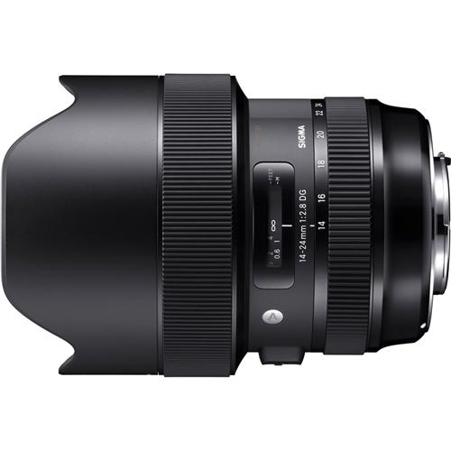 【長期保証付】シグマ 14-24mm F2.8 DG HSM キヤノン用