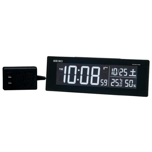 セイコー DL305K 電波目覚まし時計