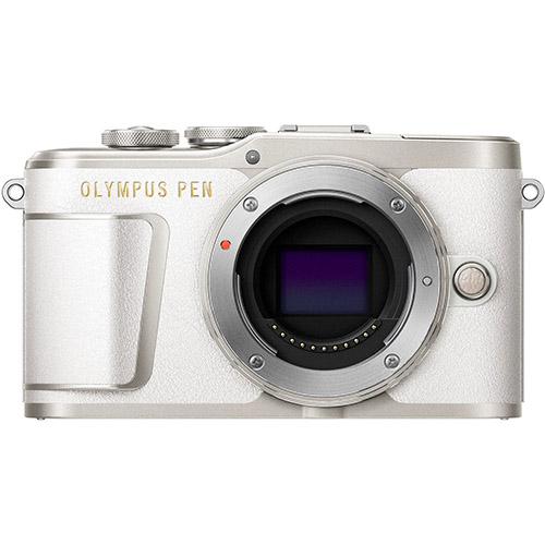 【長期保証付】オリンパス PEN E-PL9 ボディ(ホワイト)