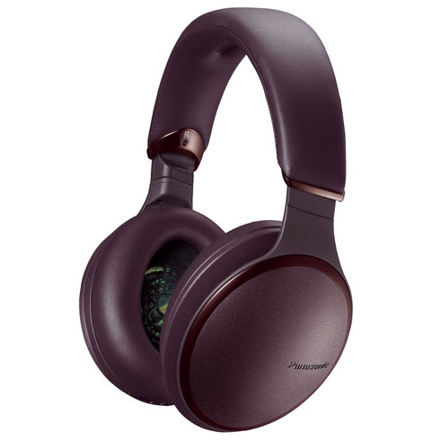 【長期保証付】パナソニック RP-HD600N-T(マルーンブラウン)Bluetoothワイヤレスステレオヘッドホン ハイレゾ対応