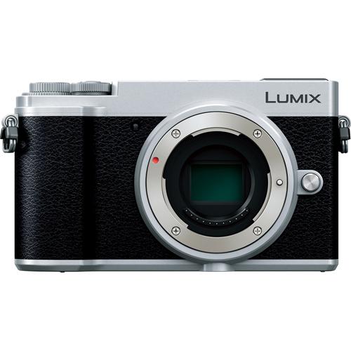 【長期保証付】パナソニック LUMIX DC-GX7MK3-S ボディ(シルバー)