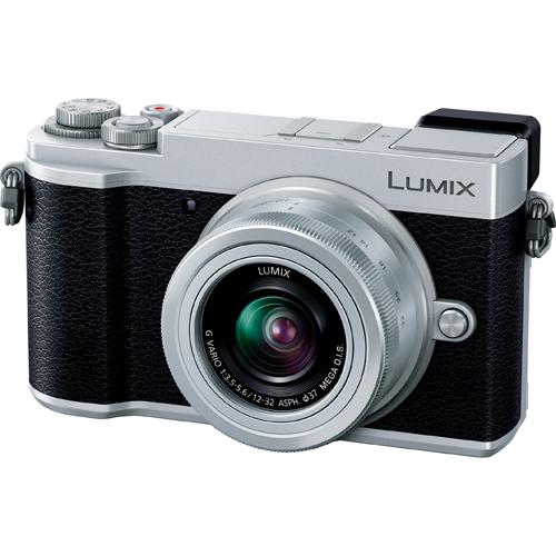 【長期保証付】パナソニック LUMIX DC-GX7MK3K-S 標準ズームレンズキット(シルバー)