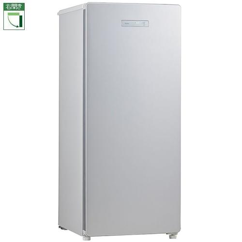 ハイアール(Haier) 1ドア冷凍庫 アップライト方式 138L JF-NUF138A-S(シルバー)