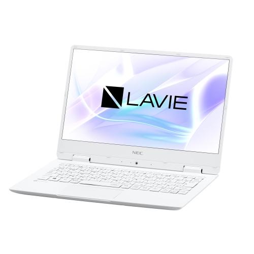 【長期保証付】NEC PC-NM350KAW(パールホワイト) LAVIE Note Mobile 12.5型液晶