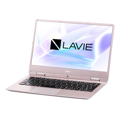 NEC ノートパソコン LAVIE Note Mobile 12.5型液晶 PC-NM150KAG(メタリックピンク)