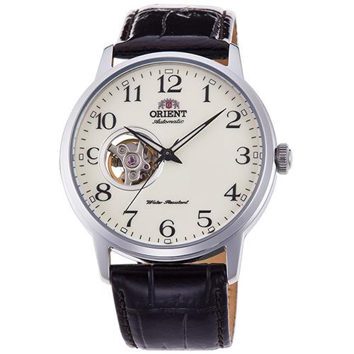 【長期保証付】オリエント RN-AG0009S(ホワイト) オリエント 自動巻き(手巻付き) 腕時計 メンズ