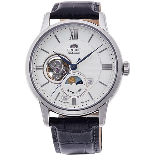 【長期保証付】オリエント RN-AS0003S 機械式時計 (メンズ)