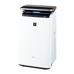 シャープ KI-HP100-W(ホワイト) 加湿空気清浄機 空気清浄46畳/加湿26畳