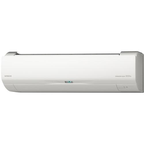 日立 RAS-W22H-W(スターホワイト) 白くまくん Wシリーズ 6畳 電源100V