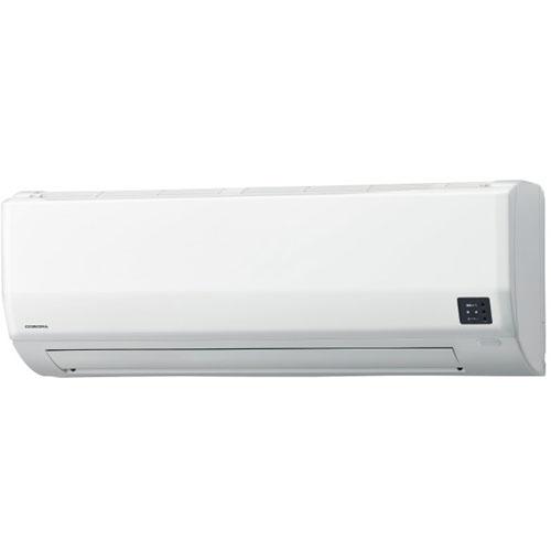 コロナ CSH-W2518R-W(ホワイト) Wシリーズ 8畳 電源100V
