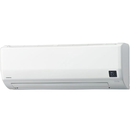 【長期保証付】コロナ CSH-W4018R2-W(ホワイト) Wシリーズ 14畳 電源100V