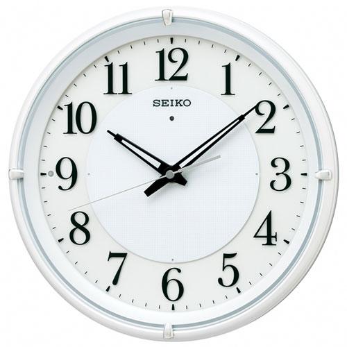 セイコー KX233W 電波掛け時計