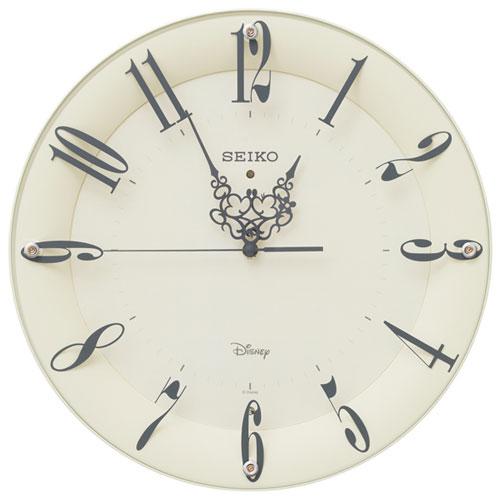 セイコー FS506C 大人ディズニー 電波掛け時計