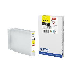 エプソン IB02YB 純正 インクカートリッジ イエロー 大容量