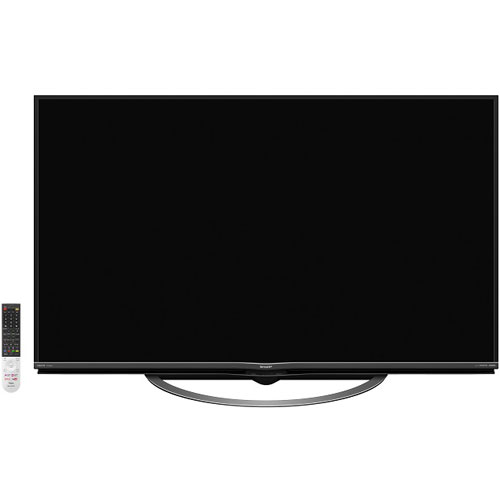 【設置+長期保証】シャープ 4T-C55AJ1 AQUOS(アクオス) 4K液晶テレビ 55V型